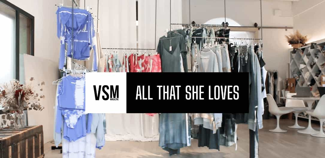 All That She Loves