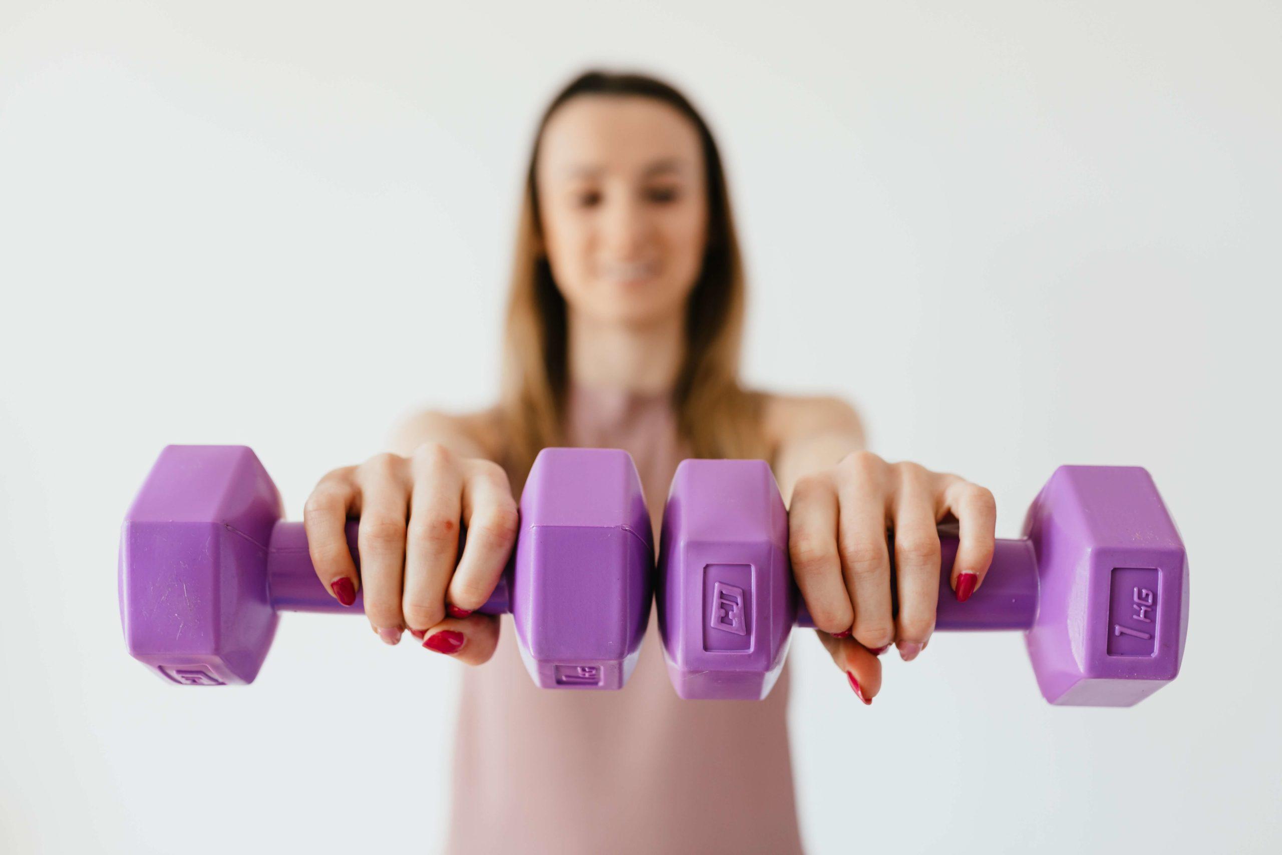 los mejores ejercicios con pesas