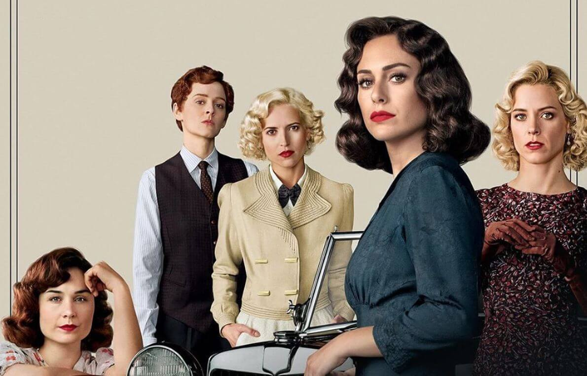actrices las chicas del cable